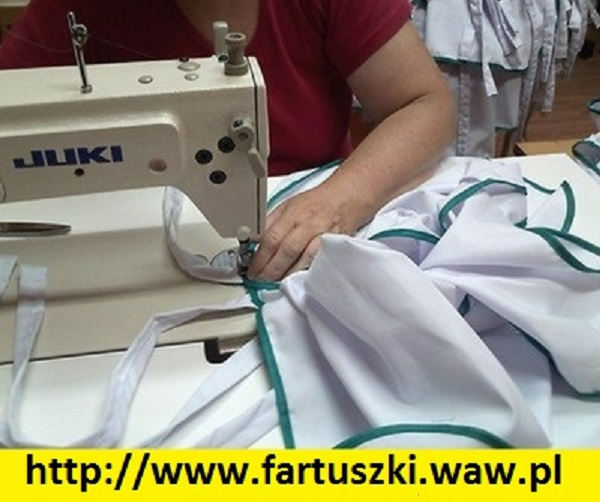 Fartuch ornat producent
